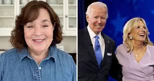 Ina Garten Is Hosting A Virtual Fundraiser For Joe Biden