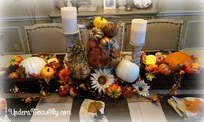 Fall Table Scapes 10 Fabulous Fall Tablescape Ideas Under A Texas Sky