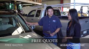 ace auto glass windshield replacement hawaii