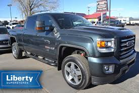 Used 2018 GMC Sierra 2500HD For Sale at Liberty Superstores | VIN ...