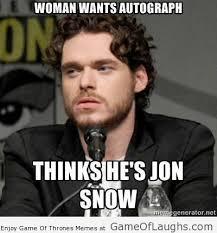 I feel bad for Robb Stark - Game Of Thrones Memes | Game Of Laughs ... via Relatably.com