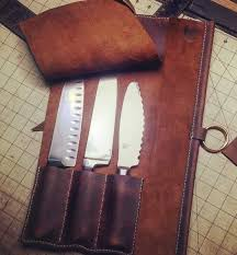 the knife roll 3 slot