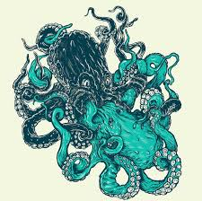 Small Picture 45 best Octopus images on Pinterest Octopuses Octopus art and