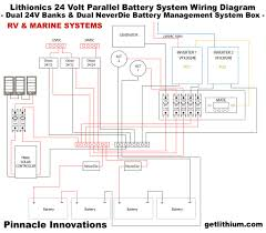 diesel generators for hybrid electric off grid energy solar power system wiring diagram for rv s and marine · click here for a larger image in a new window