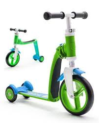 <b>Самокат</b>-беговел <b>Scoot&Ride Highway Baby</b> Plus трехколесный ...
