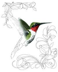 Good Bird Coloring Pages For Adults And Realistic Bird Coloring
