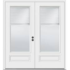 patio doors with blinds between the glass: related projects shop jeld wen  in blinds between the glass composite french