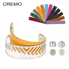 <b>Cremo DIY</b> Bracelets & Bangles For Women <b>Stainless</b> Steel Bangle ...