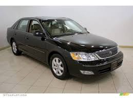 2000 Black Toyota Avalon XLS #24589394   GTCarLot.com - Car Color ...