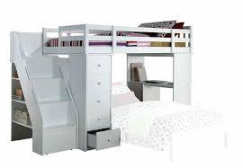 acme furniture loft bed bookshelf ladder bunk shelf uk