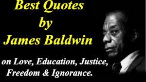 45 Best James Baldwin Quotes