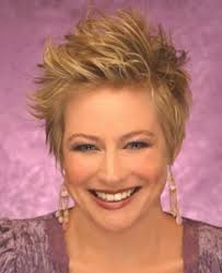Spiky Hair Style 2016 short spiky haircuts for thick hair for women over 40 hd 1927 by wearticles.com