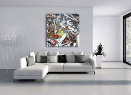 large modern canvas wall art