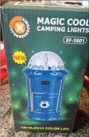 Supply Xf 5801 Charging Stage Lamp Lantern Camping Lamp Usb Output