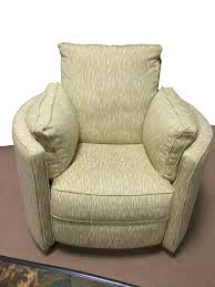 Swivel Recliner Chairs For Living Room Klaussner Ryder Transitional Reclining Swivel Chair Miskelly