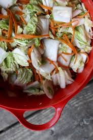 Kimchi Recipe, Easy, Fast, Mak Kimchi - Foodie with Family