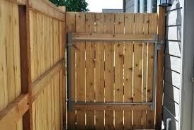 fence gate designs. Backyard Gate Ideas Cedar Fence Step 9 Designs Horizontal .