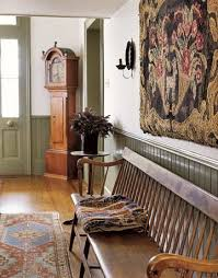 Eye For Design: Decorating In The Primitive Colonial Style. Lots of Great  Colonial style