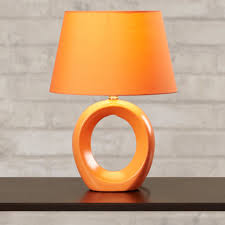 full size of interior design popular ceramic table lamp orange table lamp retro style circular