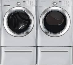 Best Price On Front Load Washer And Dryer Frigidaire Fffs5115pa 27 Inch Front Load Washer With Ready Steam