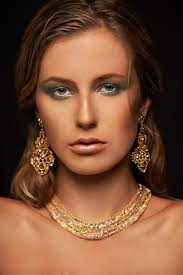 Beauty Exclusive: Angelina Wolf by Michael Taborsky | Colorful makeup,  Makeup forever, Makeup lover