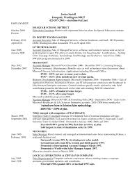 Cover Letter Educational Assistant Resume Template Beauteous Sample