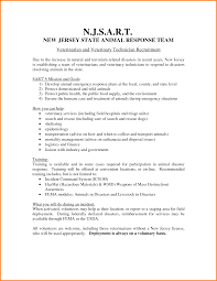 13 Vet Tech Resume Happy Tots
