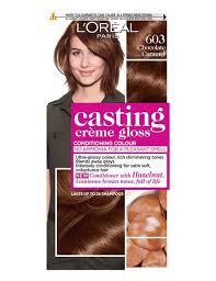 Caramel Brown Hair Dye 603 Chocolate Caramel Brown