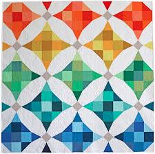 Contemporary Quilt Patterns Mesmerizing Terrazzo PDF Pattern Freshly Pieced Modern Quilt Patterns