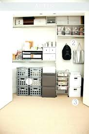 office closets. Home Office Closet Organization Systems Organizer Best Craft Images On . Closets