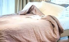 dusty rose baby quilt bedding linen duvet cover intended for designs 0 set