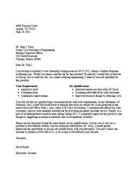 Free Example Entry Level Technical Writer Cover Letter Www