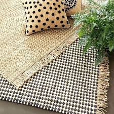 black jute rug home rugs decor rugs dash rugs jute sisal rugs dash and natural woven