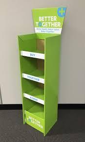 Cardboard Display Stands Australia Inspiration Displays Concept Displays