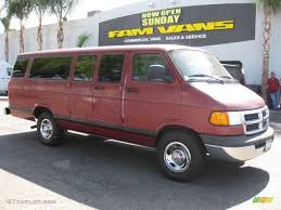 1998 Dodge Ram Van - Information and photos - MOMENTcar