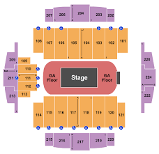 Tacoma Dome Seating Chart Detailed Seat Number Tacoma Dome Seating Chart Tacoma Dome