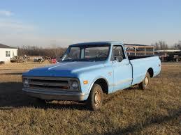 57BillS 1968 Chevrolet C/K Pick-Up Specs, Photos, Modification ...