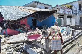 Charity says Haiti earthquake survivors ...