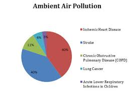 feature articles ambient air pollution caused by deaths breakdown of disease