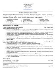 Military To Civilian Resume Examples Templates Franklinfire Co