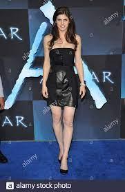Alexandra Daddario Avatar Los Angeles Stockfotos und -bilder Kaufen - Alamy