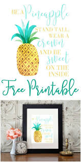 The 25 Best Be A Pineapple Quote Ideas On Pinterest Motivational