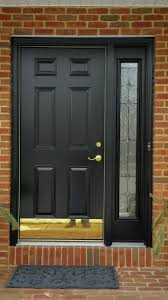 photo of a m door supply north jackson oh united states black