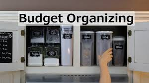 Kitchen Organize Kitchen Cupboard Organization Cheap Free Youtube