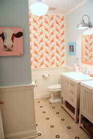 I spied and subsequently added The AWESOME wallpaper in a CORAL Seahorse  pattern I got on sale from Hygee-West.