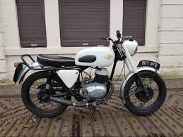 vine 1962 ambador villiers 205 motorcycle gc sold picture 1 of 6