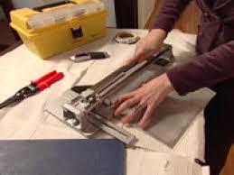 Vinyl Floor Tile Backsplash An Easy Backsplash Made With Vinyl Tile Hgtv