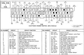 bronco wire ecm diagram