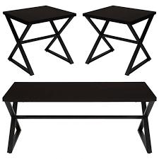 ss yimg comaahtotallyfurniturelarchmont collection 3 pc coffee end table set in espresso wood finish black metal frames flash furniture nan cek 28 gg 5 jpg