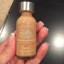 l oreal liquid foundation true match